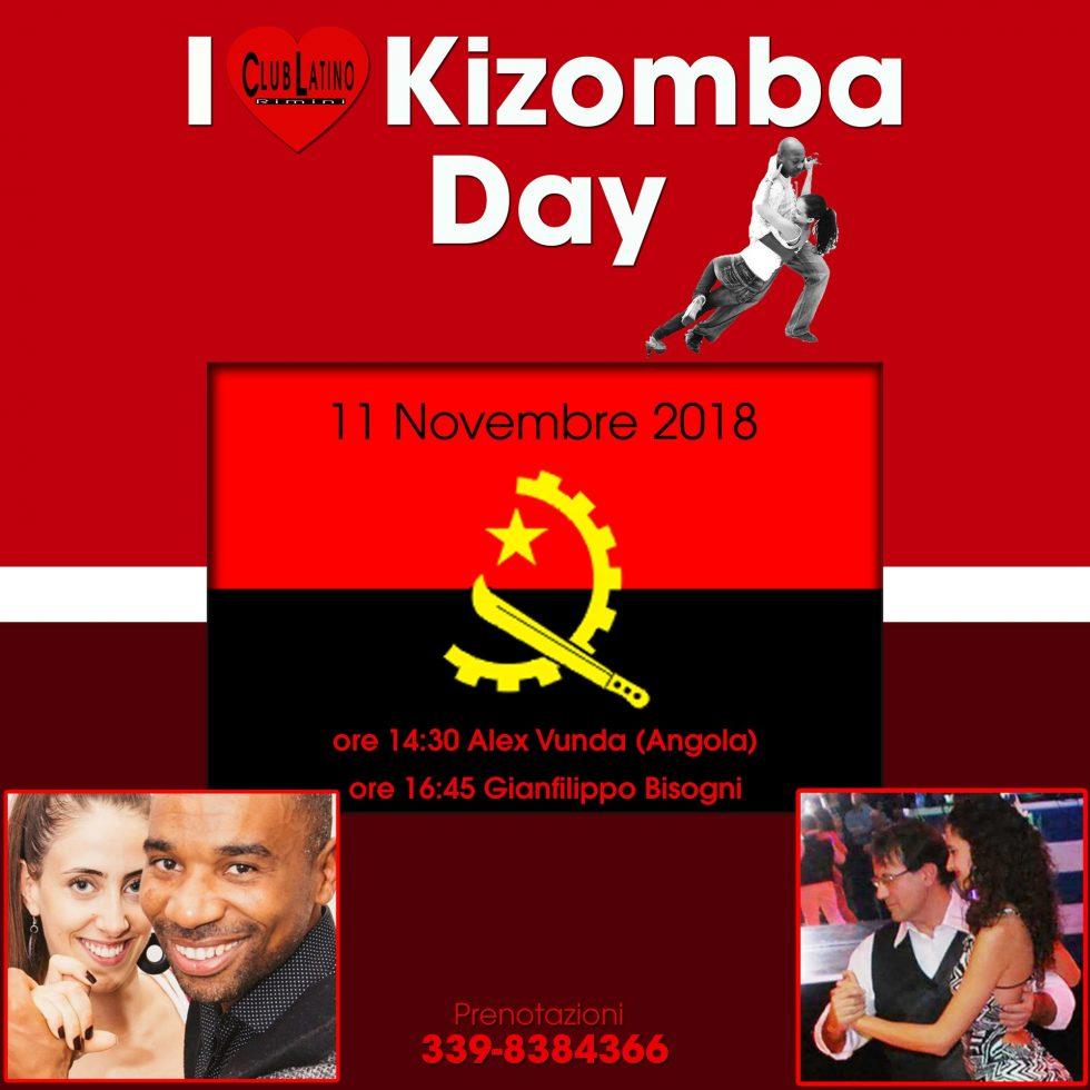 I ❤️ Kizomba Day
