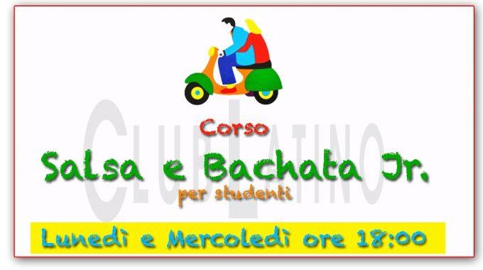 Salsa & Bachata Jr.